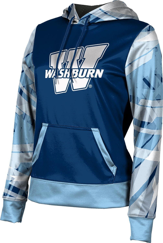 ProSphere Washburn University Girls Pullover Hoodie School Spirit Sweatshirt Crisscross