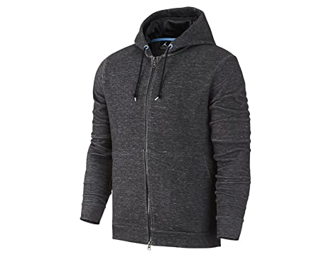nike jordan retro 11 grey zip hoodie