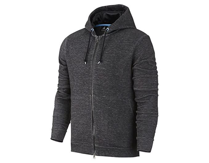 Nike Air Jordan Retro 11 XI Pinnacle Full Zip sudadera con capucha para hombre, color gris: Amazon.es: Ropa y accesorios