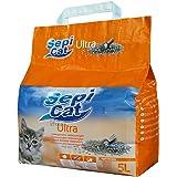 Sepicat Ultra Clumping Cat Litter, 5 l