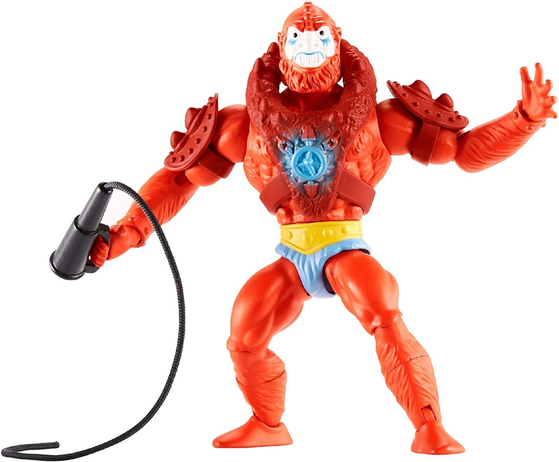 Man E Faces Masters Of The Universe MotU Origins Action Figur GNN95 Mattel
