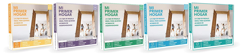 Expertos Express Cofre Box Regalo Original - Caja de Regalo MI Primer HOGAR (Servicios para el Hogar y Familia) - Regalo RECIÉN Casados HOGAR - Mudanza Piso ...