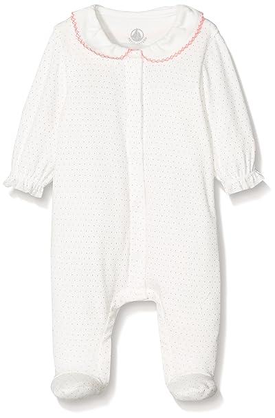 Petit Bateau Landelin, Conjuntos de Pijama para Bebés, Multicolor (Lait/Gloss)