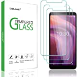 (3-Pack) Beukei for Alcatel 3V (2019) Screen Protector Tempered Glass,(6.7 inches),Full Screen Coverage, Anti Scratch, Bubble