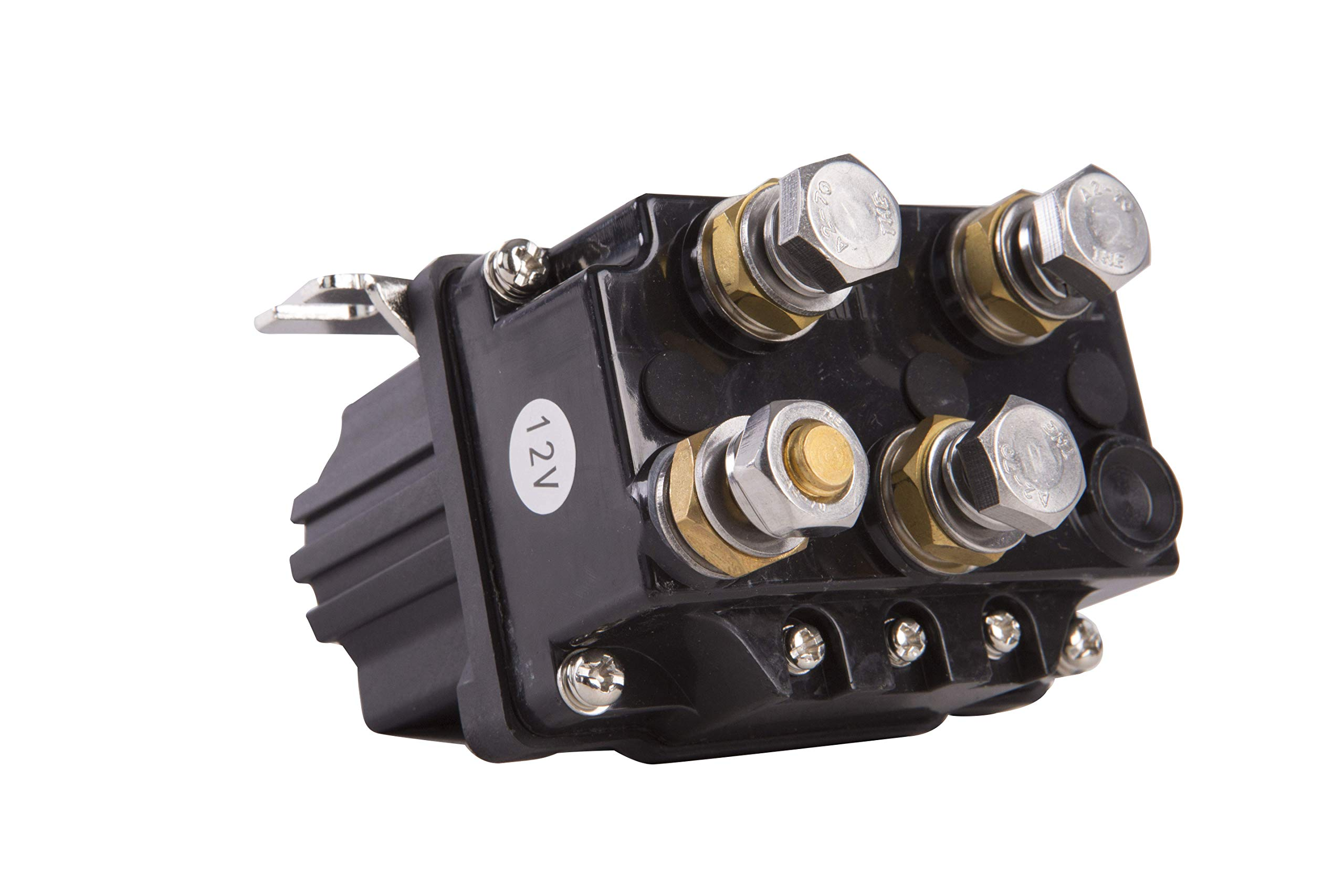 OFFROAD BOAR New 12V 500A Winch Solenoid Contactor Replacement by OFFROAD BOAR