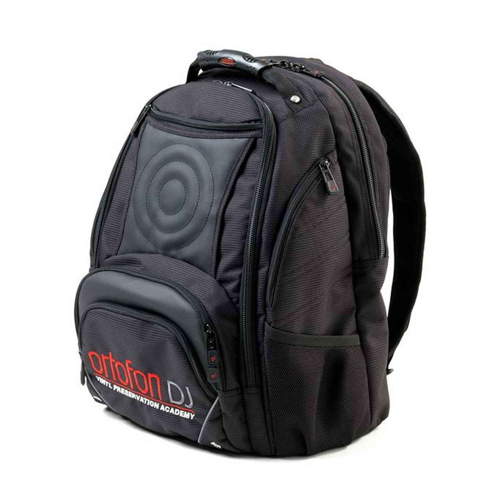 Ortofon Deluxe DJ Bag | Multi Purpose Transport Bag for Mixers Laptops Cables Headphones