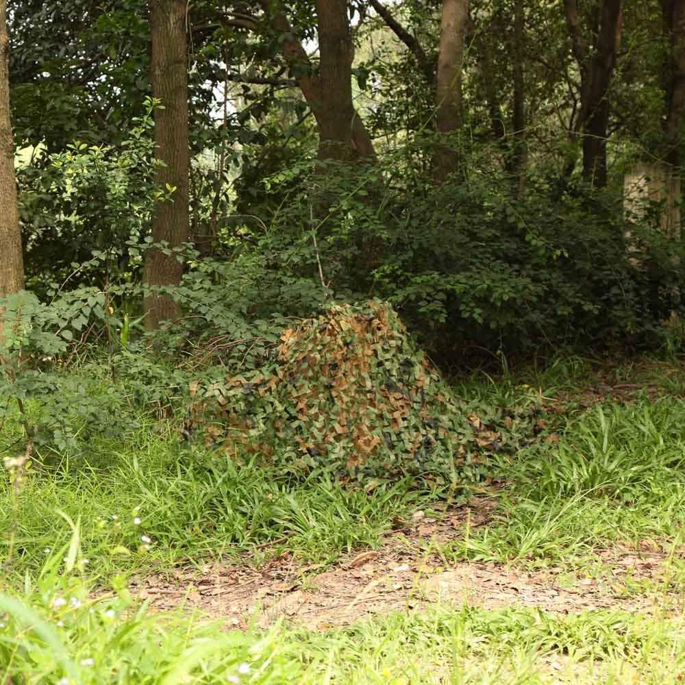Poser Woodland Camouflage Camouflage Camouflage Net Prossoezione Solare Rete da Caccia Camo Net Campeggio Nascondere Camo Militare per Bambini Tenda Auto-Covering (Coloreee   Woodland, Dimensioni   10m×10m) B07L7HW2P6 10m×10m Woodland | Ogni articolo descritto è disponib 21e129