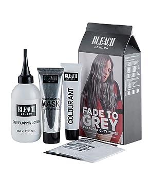 Bleach London Charcoal Toner Hair Colour Kit d770ff54b4a0