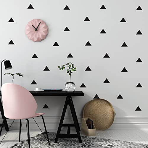 Triangle Wall Decals, Wall Stickers, Triangle Sticker, Mini Triangles, Geometric  Wall Decals