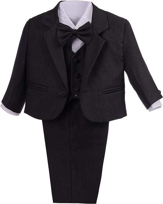 Amazon.com: Dressy Daisy bebé niños Formal vestido de boda ...