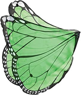 product image for Fanciful Fabric Butterfly Wings, in Green