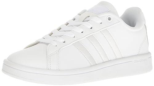 Zapatillas Zapatillas es Us Cloudfoam Adidas Advantage Blanco 7 7 7 Amazon Mujer 7TwAYpS