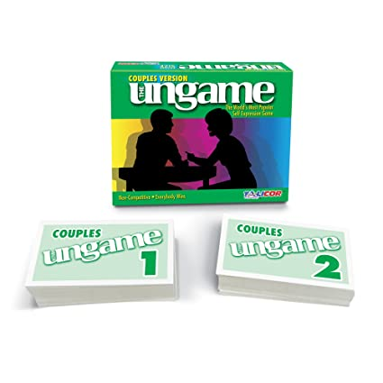 The ungame for couples
