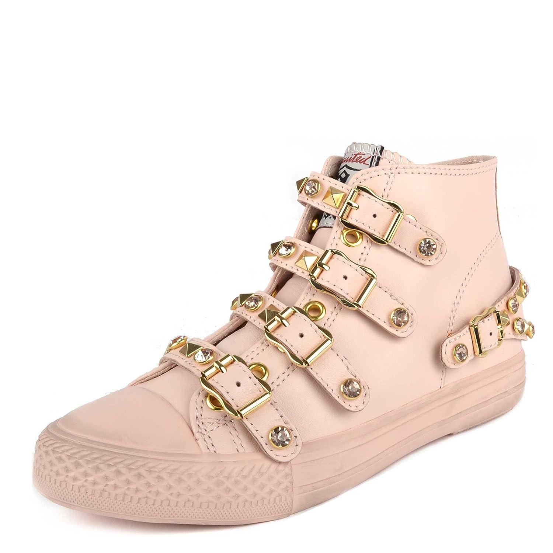 Ash Zapatos Victoria Zapatillas Powder Rosa Mujer 36 EU|Powder