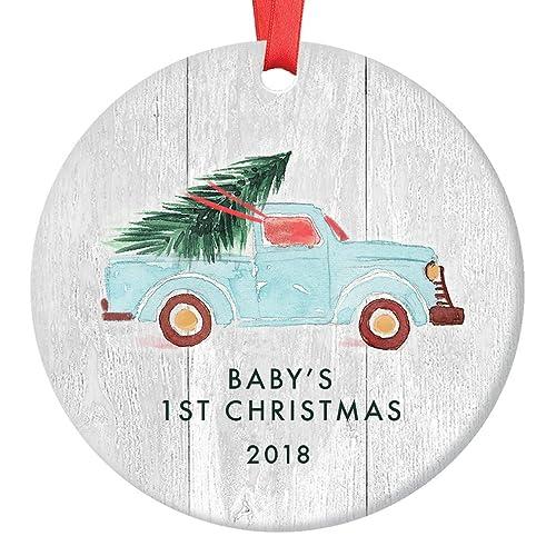 Newborn first christmas gift ideas