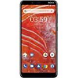 Nokia 3.1 Plus - Android 9.0 Pie - 32 GB - 13 MP Dual Camera - Single SIM Unlocked Smartphone (AT&T/T-Mobile/MetroPCS…