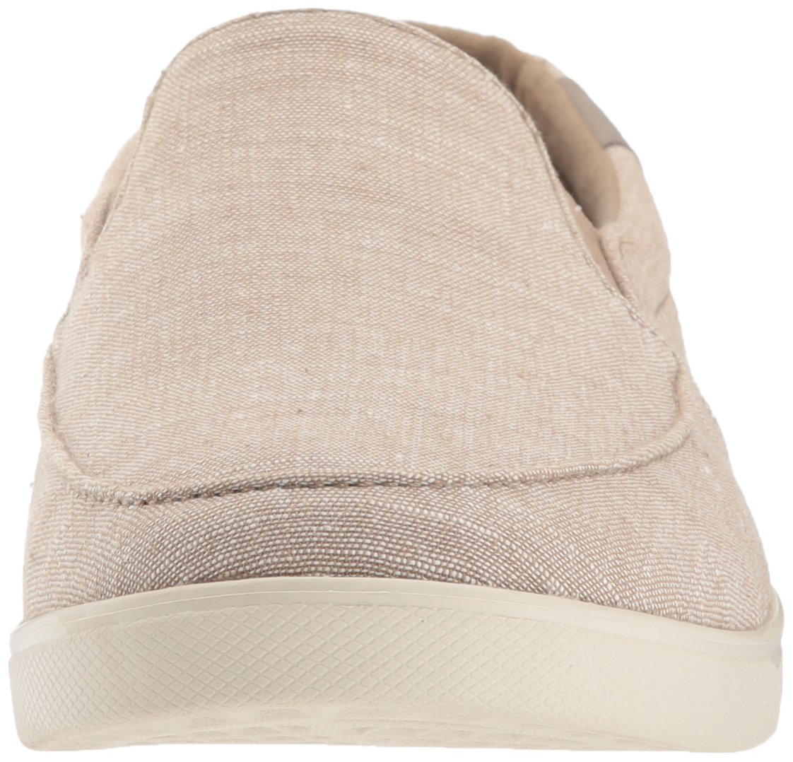 Crocs Women's Citilane Low Canvas Slip-On B071WCWT5J 9 B(M) US|Khaki