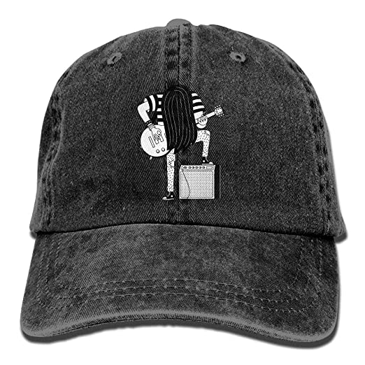 915c76b6af0 Image Unavailable. Image not available for. Color  Vintage Cap Hat Rock and  Roll ...