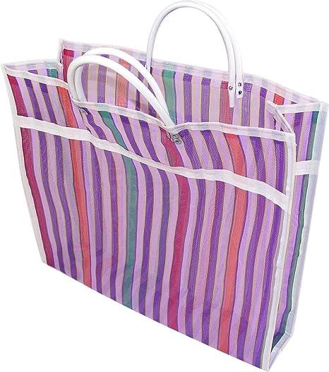 Large Mesh Market Bag
