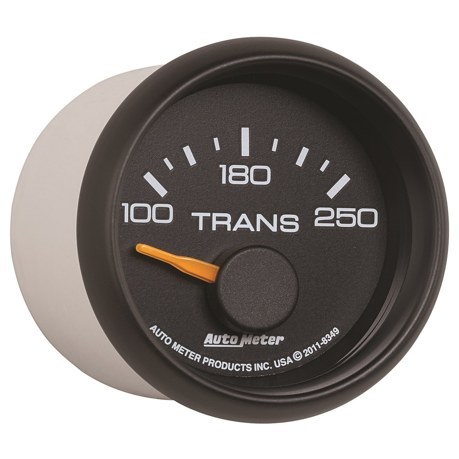 Auto Meter 8349 Chevy Factory Match Electric Transmission Temperature Gauge by AUTO METER