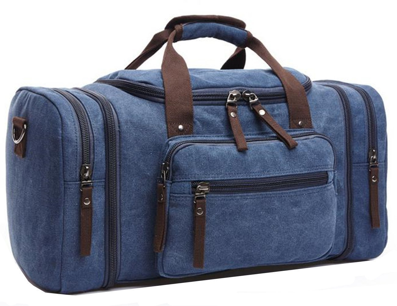 Reisetasche blau