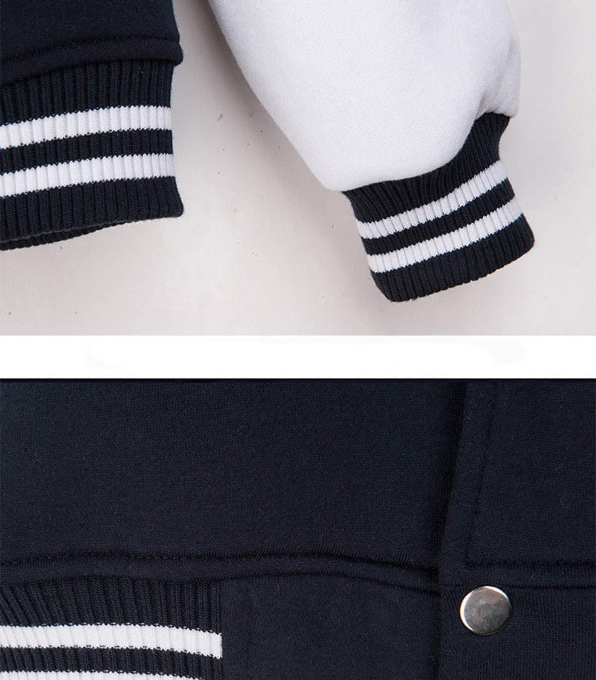 Qaedtls Kpop Monsta X Baseball Jacket Uniform IM Kihyun Shownu Jooheon Hoodie Coat