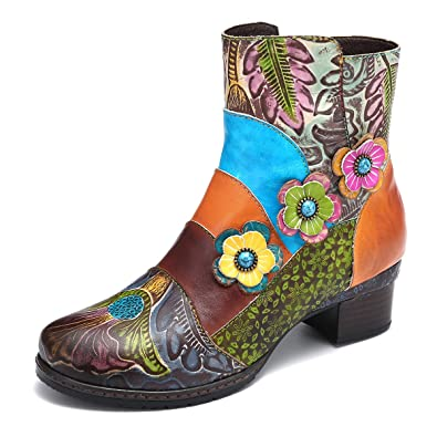 fb0b8ba92e0 gracosy Ankle Booties for Women