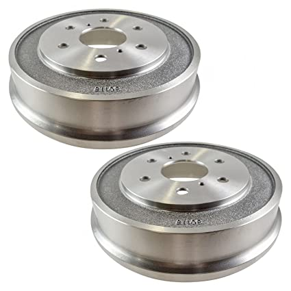 Rear Brake Drum Shoe /& Hardware Kit for Chevy Silverado 1500 Truck