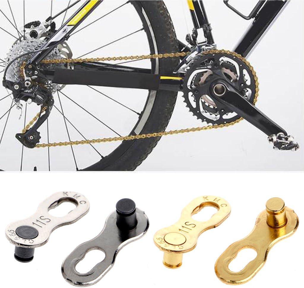 Bike Chains Connector Master Link Quick Clip Repair Kit Part Joint BMX Bikes
