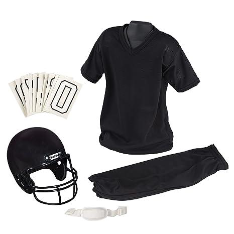 4d9ebc261 Amazon.com   Franklin Sports Youth Football Uniform Set