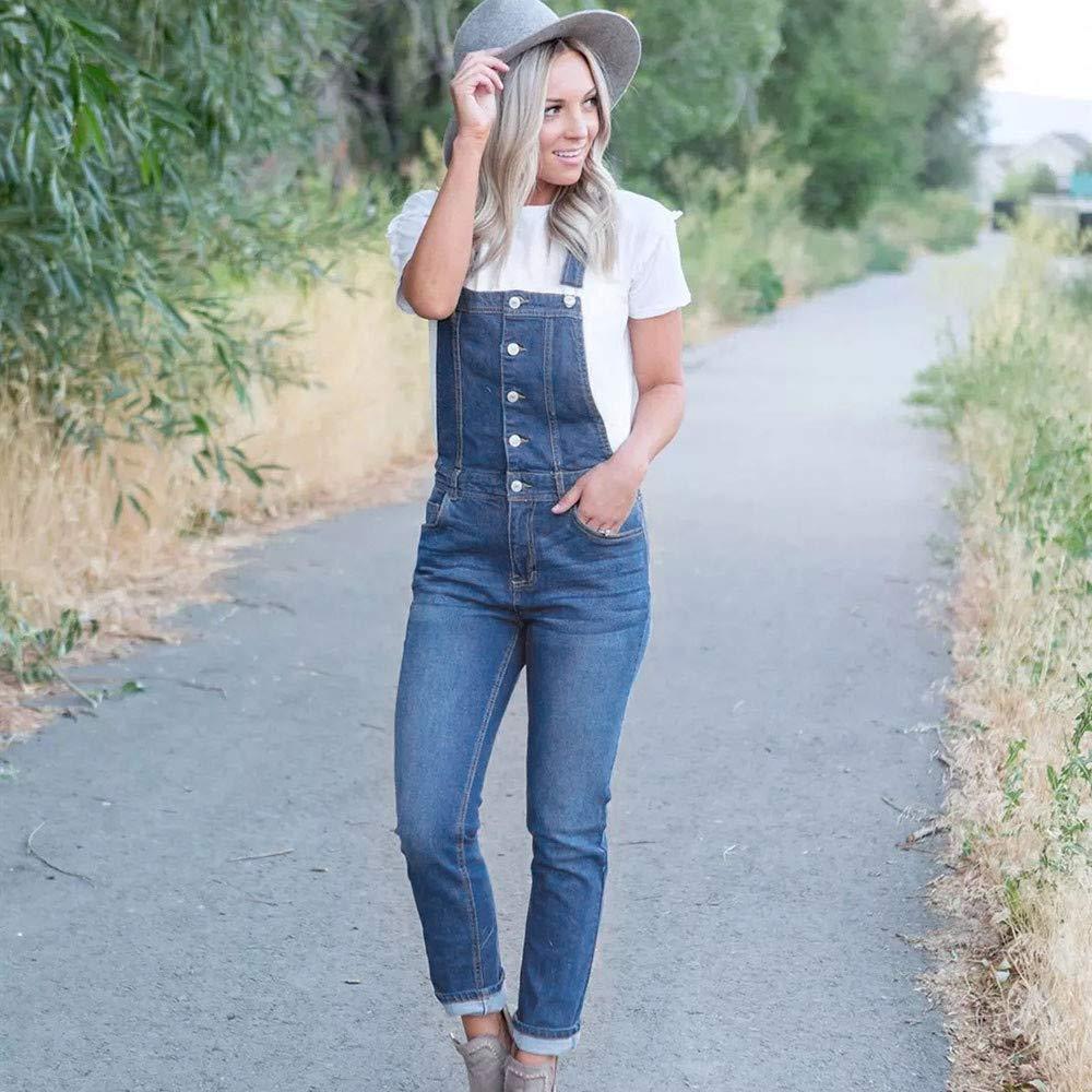 Pantalones vaqueros para mujer, estilo casual, pantalones ...