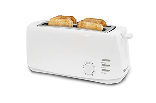 Maxi-Matic ECT-4829 Long Cool Touch 4-Slice Toaster