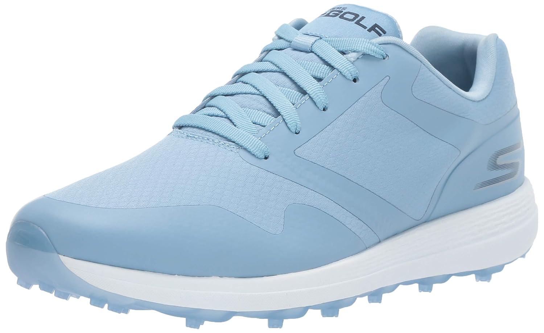 レディース ゴルフシューズ B07DLDDQ91 [スケッチャーズ] cm ライトブルー 2E MAX-Fade 26.0