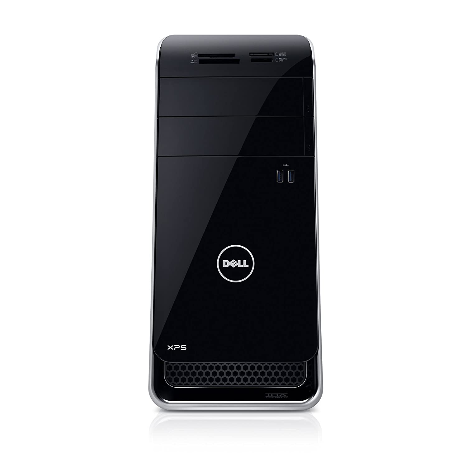 Dell | XPS x8900-944BLK Desktop | 6th Generation Intel Core i5, 8 GB RAM, 1 TB HDD | NVIDIA GeForce GTX 745