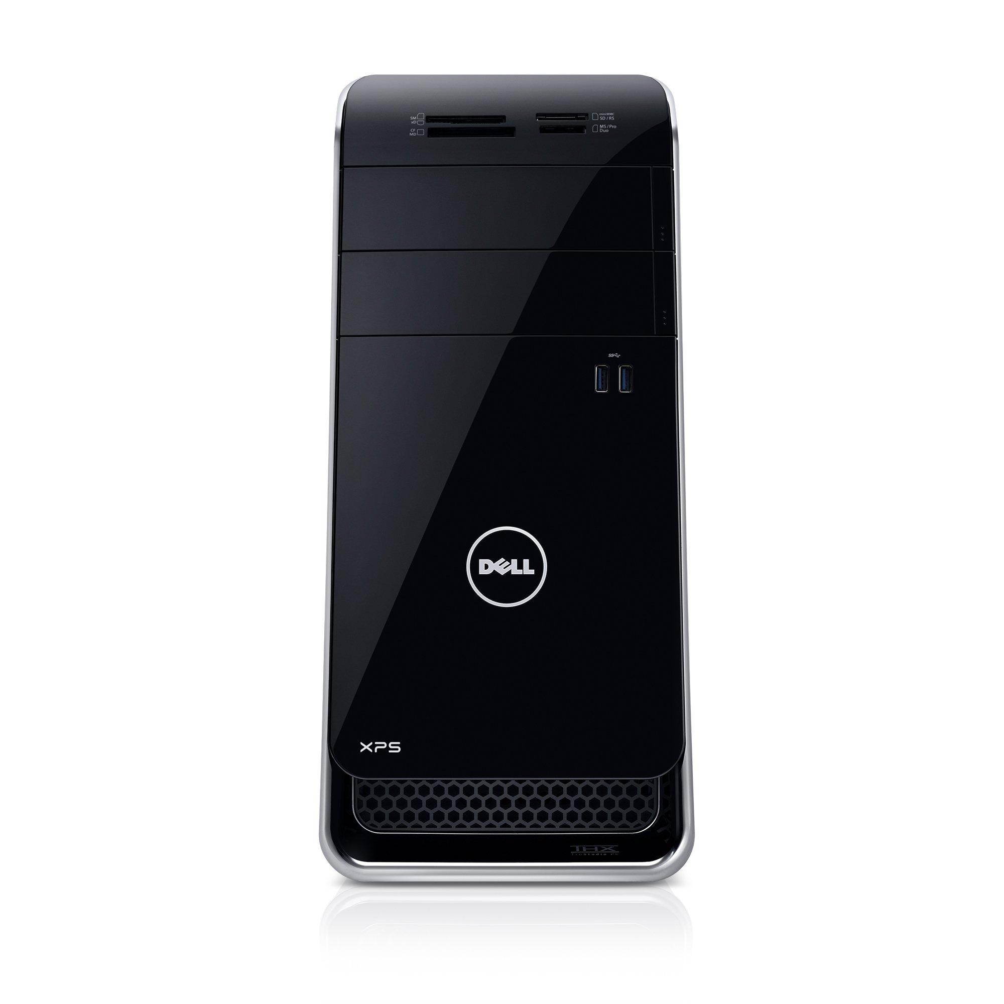 Dell XPS x8900-1444BLK Desktop (6th Generation Intel Core i7, 8 GB RAM, 1 TB HDD) NVIDIA GT 730 by Dell