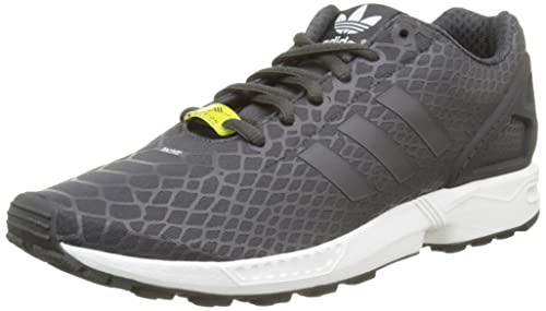 adidas Herren Zx Flux Techfit Low Top, grau