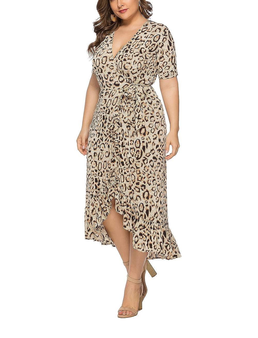 Vestidos de Mujer, Tallas Grandes Vestido Verano Hombro frío ...