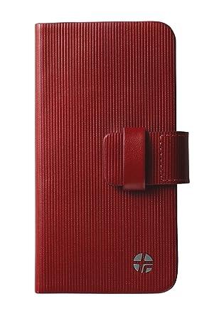 Cover Flip verticale per Apple iPhone 5 iPhone 5s iPhone SE - Viola
