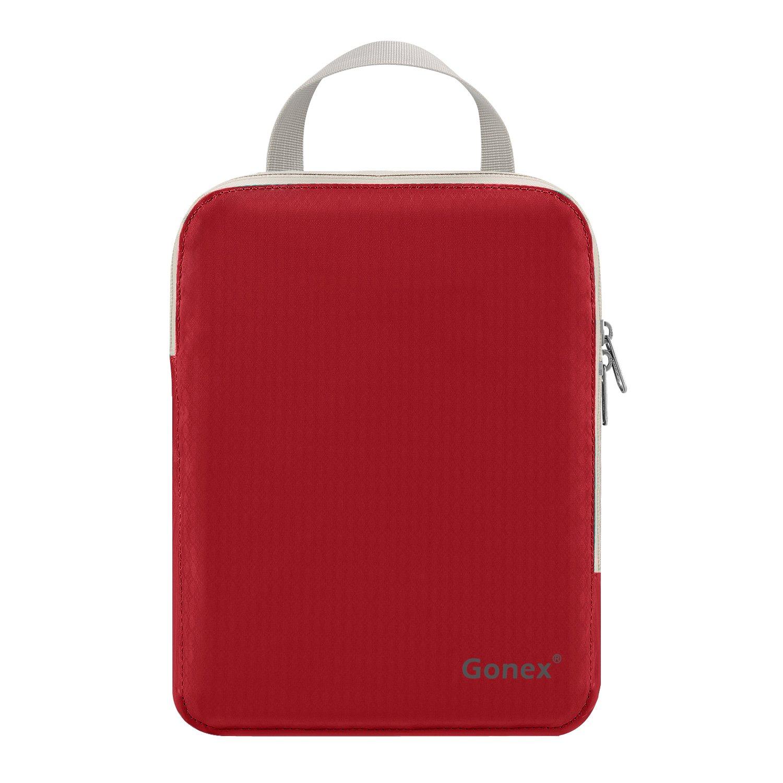 Valigetta Organizer da viaggio cubo Packing Cubes Set da  pezzi 3/pezzi gonex Portable Pack Set di borse Rot kleidertaschen Set