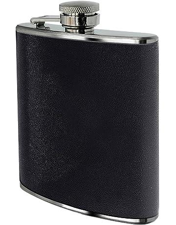 Premier Housewares - Petaca (0,24 l), color negro