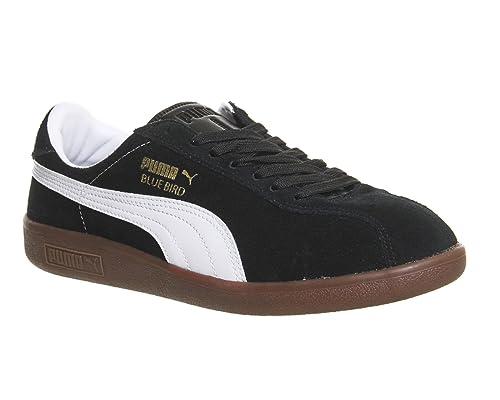puma zapatillas piel