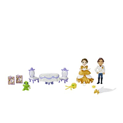 Disney Princess Little Kingdom Rapunzel's Royal Wedding: Toys & Games