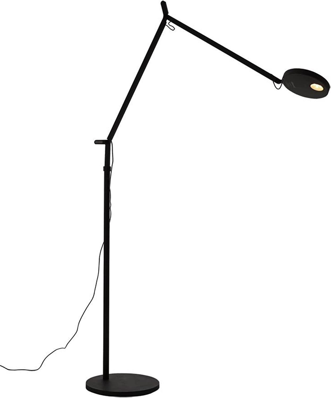 Artemide Demetra Stehlampe 8 W Schwarz Amazon De Beleuchtung
