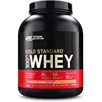 Optimum Nutrition Gold Standard 100% Whey Protein Powder 5 lbs