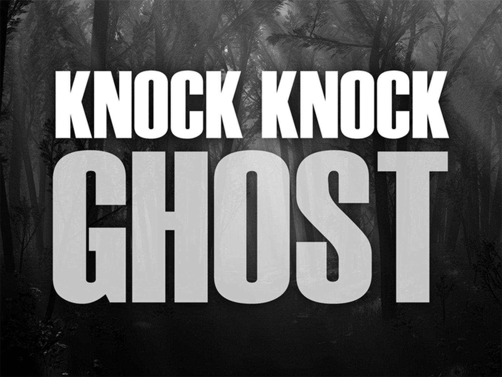 Knock Knock Ghost on Amazon Prime Video UK