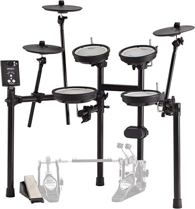 Roland V Electronic Drumset (TD-1DMK)- Best recording drum set