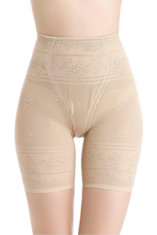 Zinmuwa Women's Ultra Thin Slipshort Leggings Boyshort Shorts Shapewear UKzin18040406