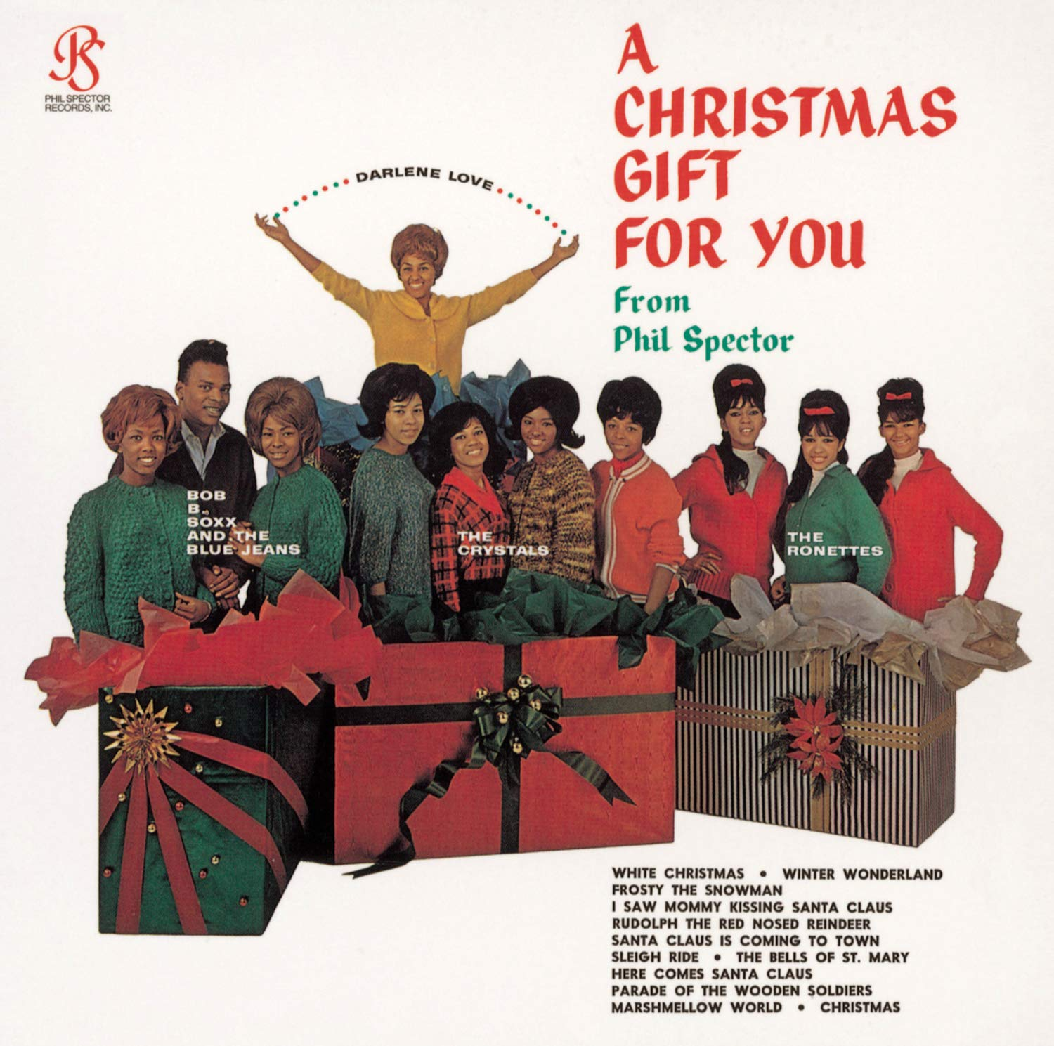 Various Artists - A Christmas Gift For You From Phil Spector ...