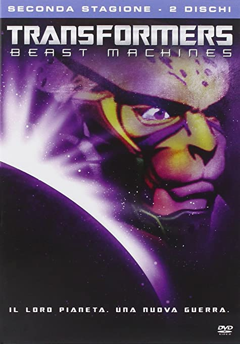 Transformers - Beast Machines - Complete Series 4 Dvd Italia ...
