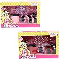Barbie 11 Parça Yapışmaz Tencere Tava Seti